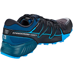 Salomon Speedcross Vario 2 GTX Running Shoes Men blue/black